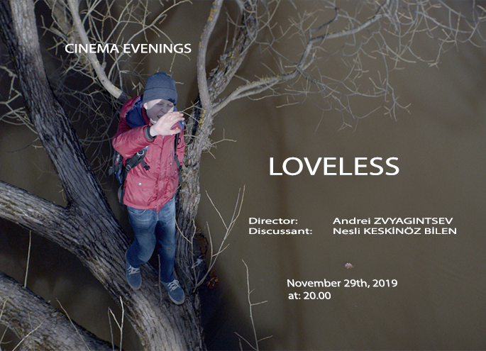 Cinema Evenings: Loveless