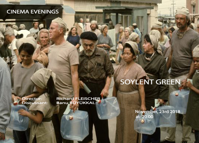 Cinema Evenings - Soylent Green